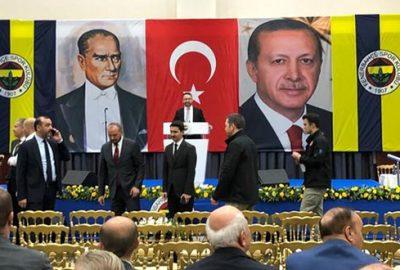 Cumhurbaşkanı Erdoğan, Fenerbahçe Yüksek Divan Kurulu'nda