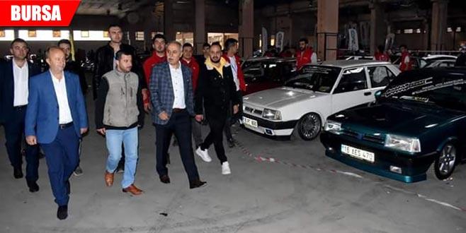 Modifiye tutkunları Yenişehir'de buluştu