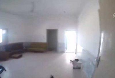 YPG'nin DEAŞ'lıları bıraktığı hapishanenin görüntüleri ortaya çıktı