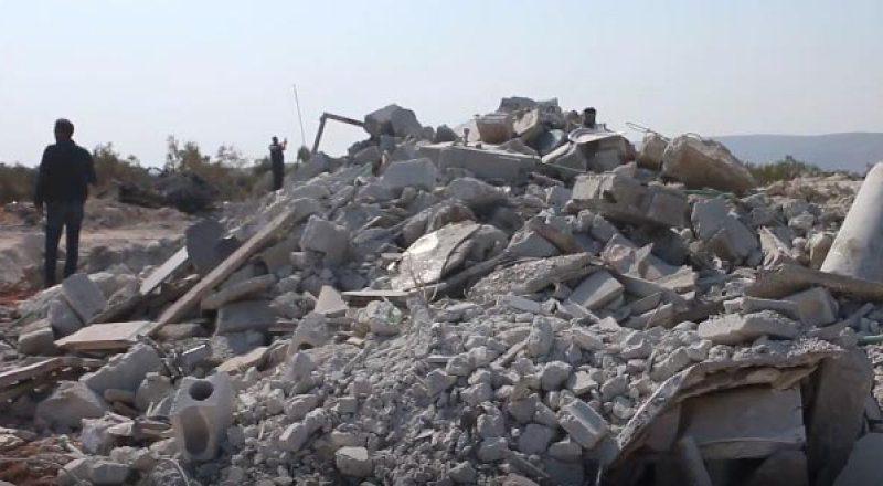 Bağdadi'nin öldürüldüğü iddia edilen yer görüntülendi