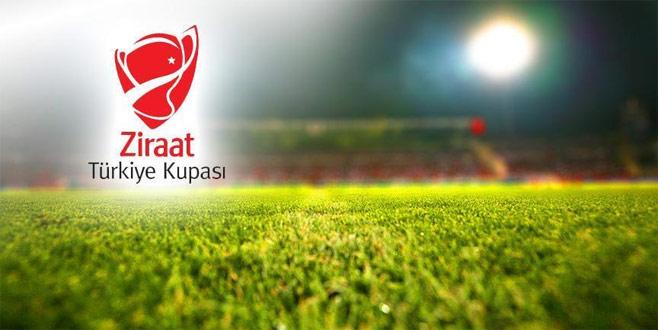 Ziraat Türkiye Kupası 5'inci tur eşleşmeleri belli oldu
