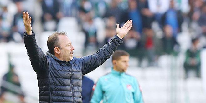 Sergen Yalçın'a 4 maç men cezası