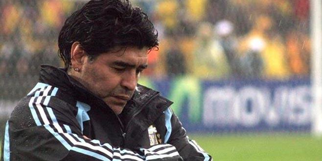 Maradona'nın adı ölümsüzleşti! Stada ismini verdiler…