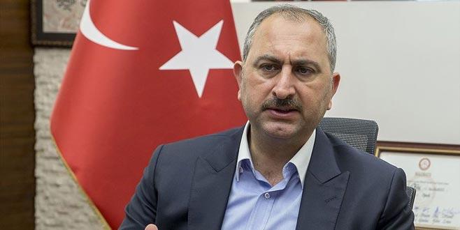 Adalet Bakanı'ndan Kılıçdaroğlu'na tepki