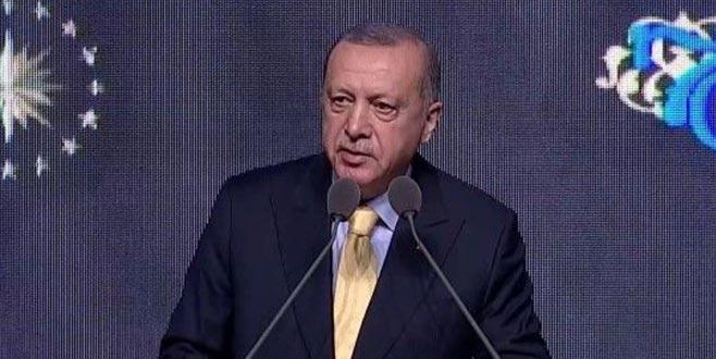Erdoğan: DEAŞ elebaşı Bağdadi'nin eşi yakalandı