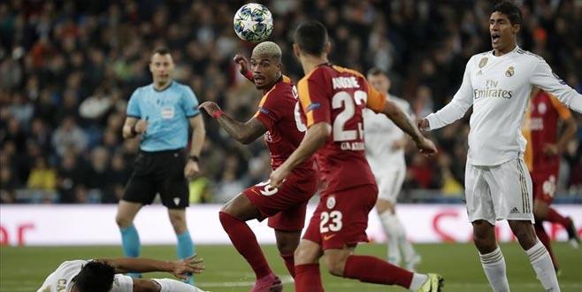 Galatasaray Şampiyonlar Ligine veda etti
