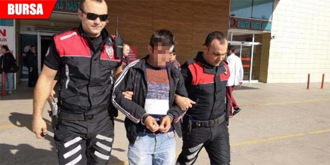 Cezaevi firarisi bisiklet hırsızı yakalandı