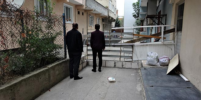 Bursa'da ilginç olay! Yol benim deyip kapattı