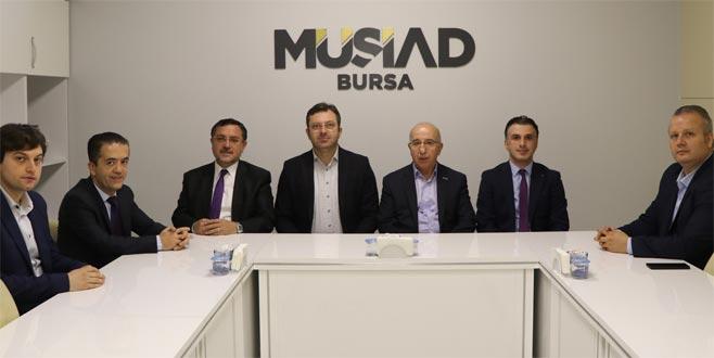 MÜSİAD Bursa'dan turizme katkı
