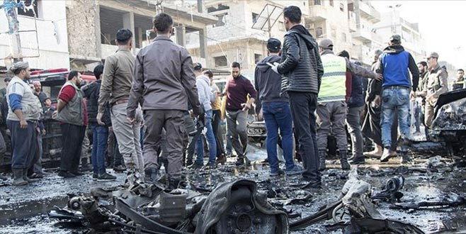 El Bab'da 18 sivili katleden terörist yakalandı