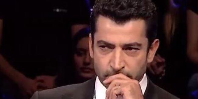 Kenan İmirzalıoğlu'nu ağlatan soru