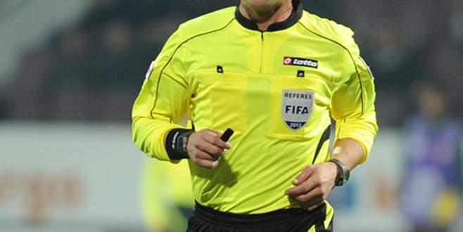 Macaristan-Türkiye maçının hakemi açıklandı…