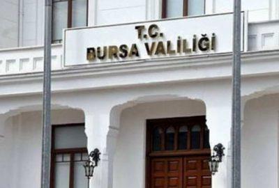 Bursalılar dikkat! Valilik'ten flaş uyarı