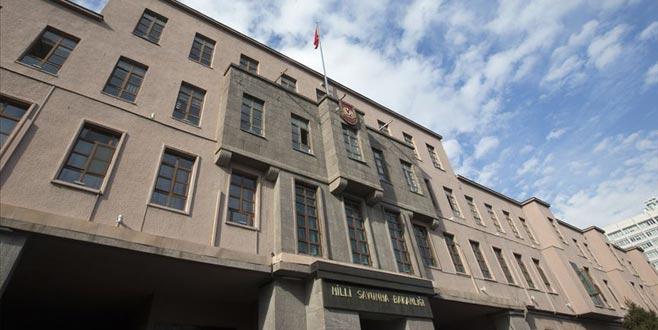 Milli Savunma Bakanlığı'ndan; Darbe iması açıklaması…