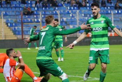 Bursaspor'un paylaşılamayan ismi… Şimdi de o kulüp devrede…