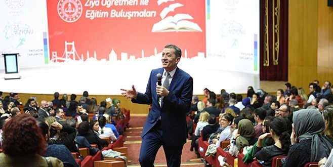 Bakan Selçuk bugün Bursa'da