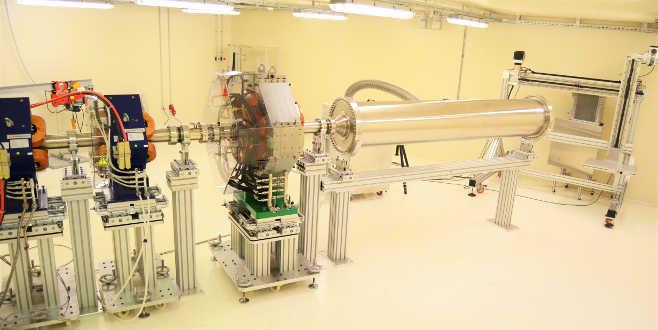 Türkiye için bir ilk! Uzay radyasyonu test altyapısı kuruldu