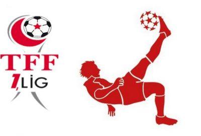 TFF 1.Lig'de heyecan sürüyor