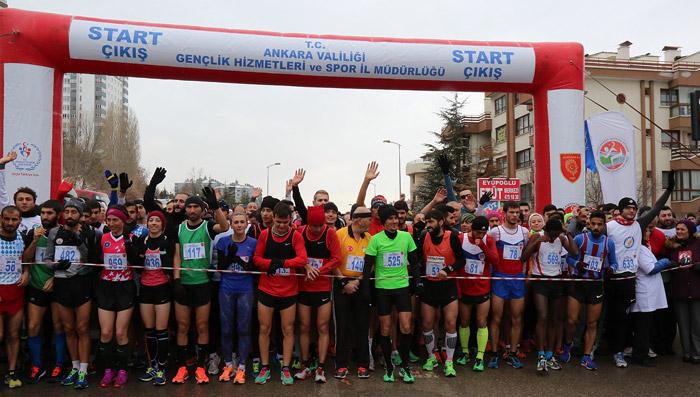 Büyük Atatürk Koşusu 27 Aralık'da