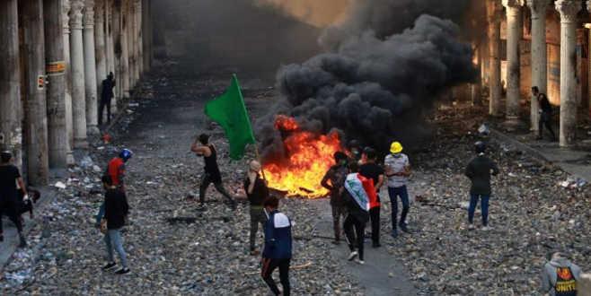 Bağdat'ta kanlıgece: 21 ölü