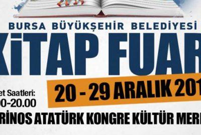 Bursa, yeni kitap fuarı için gün sayıyor