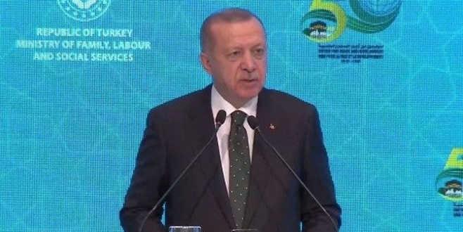 Erdoğan'dan Macron'a 'İslami terör' tepkisi