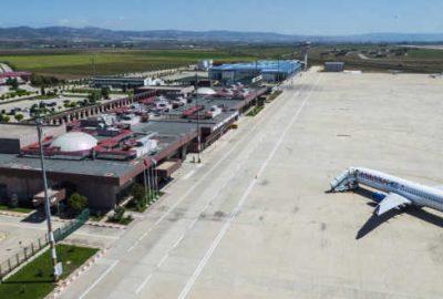 Bursalılar Yenişehir Havaalanı'nı tercih etti