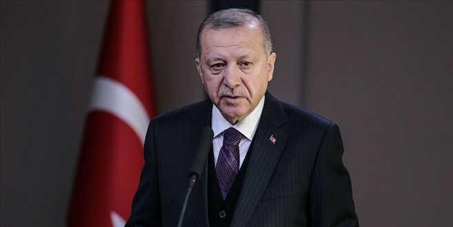 Cumhurbaşkanı Erdoğan'dan yeni yıl mesajı…