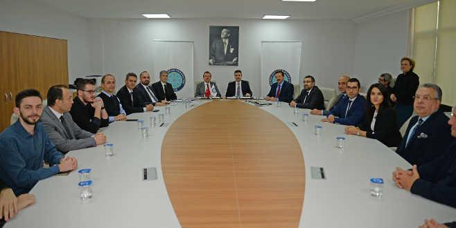 Bursa Uludağ Üniversitesi ve TOFAŞ'dan yazılım işbirliği
