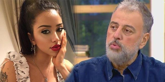 Zeynep Alkan, cesur minisiyle poz verdi