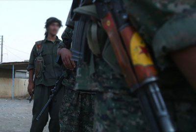 Tel Rıfat'ta yuvalanan YPG/PKK Afrin'e saldırdı