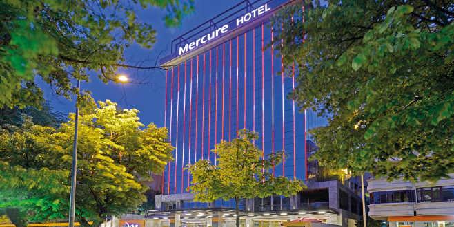 Mercure Otel'den unutulmayacak yılbaşı