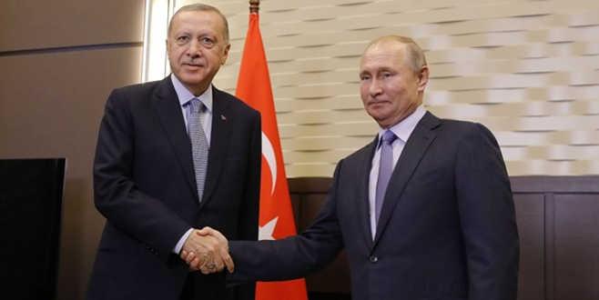Kremlin duyurdu! Erdoğan ile Putin…