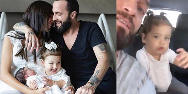 Özlem Ada Şahin'in kızlarını paylaştığı video sosyal medyayı salladı!