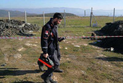 Bursa'da araziye dökülen kimyasal atıklarla ilgili yeni gelişme