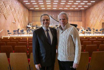CSO 'Yeni Yıl Konseri'nde müzik ve dans şöleni sunacak