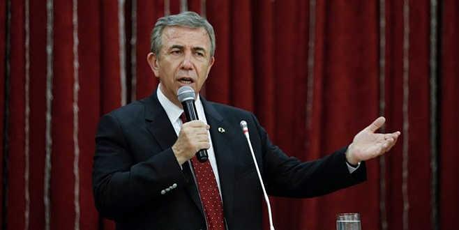 Ankara Büyükşehir Belediye Başkanı Mansur Yavaş'tan doğalgaz mesajı