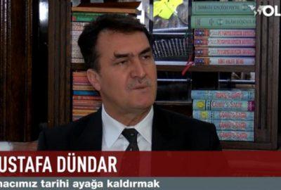 Başkan Dündar'dan flaş açıklamalar: 'Hikayesini yazacağız'