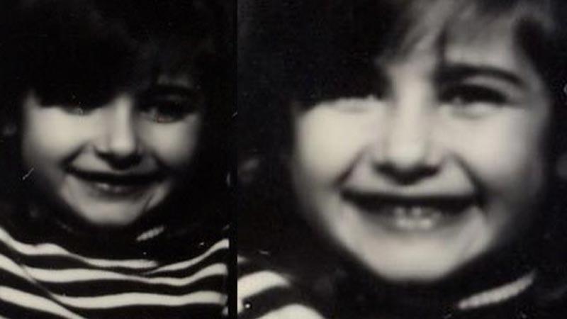 Şimdilerde Yasak Elma'da fırtınalar estiren bu küçük kızı tanıdınız mı?