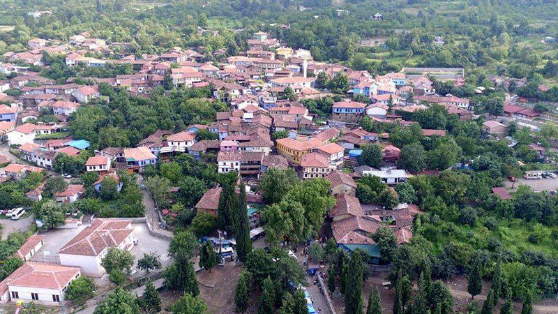 Bursa'nın en ünlü köyü! Her yıl binlerce turist akın ediyor