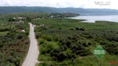 Bursa'nın cennet köşelerinden biri! Turistler akın ediyor