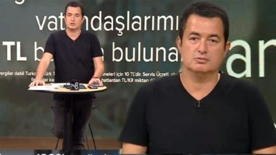 Acun Ilıcalı'nın programında Elazığ için rekor bağış toplandı!