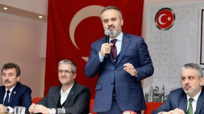 Mustafakemalpaşa'ya Aktaş sözü