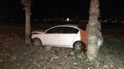 AK Parti'li vekil kaza geçirdi