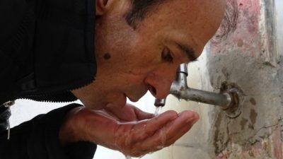 Hastane hastane gezdi, içtiği suyla şifa buldu! Ziyaretçi akınına uğruyor