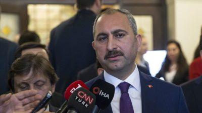 Adalet Bakanı'ndan Metin İyidil açıklaması