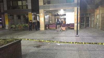 Bursa'da kafede silahlı saldırı: Yaralılar var
