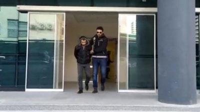 Bursa'daki uyuşturucu operasyonunda 2 tutuklama