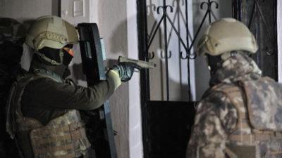 Bursa'da şafak vakti 700 polisle operasyon