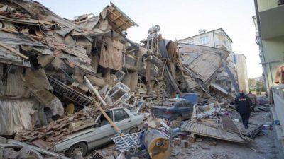 Elazığ'da artçı depremler devam ediyor!